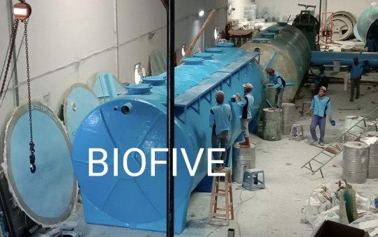 Instalasi Pengolahan Air Limbah ( IPAL )