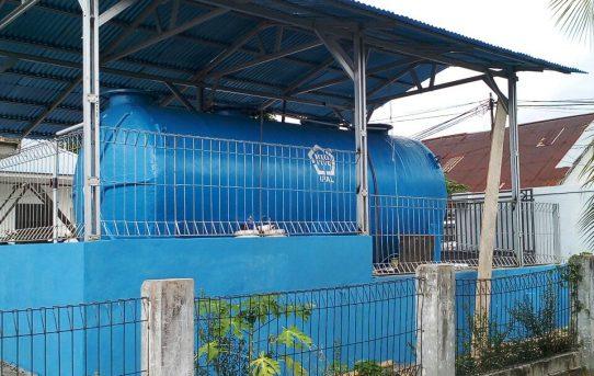 Teknologi Pengolahan Air Limbah Rumah Sakit